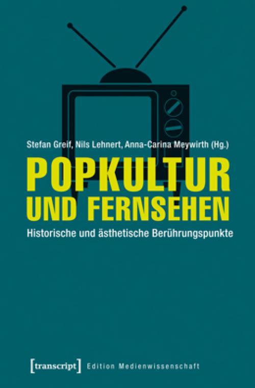 Popkultur und Fernsehen cover