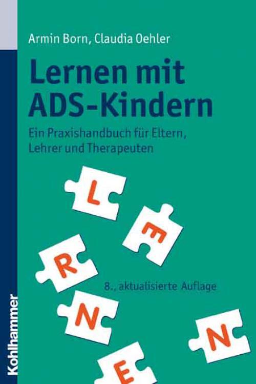 Lernen mit ADS-Kindern cover
