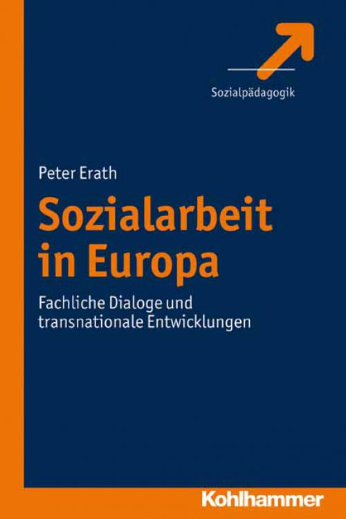 Sozialarbeit in Europa cover