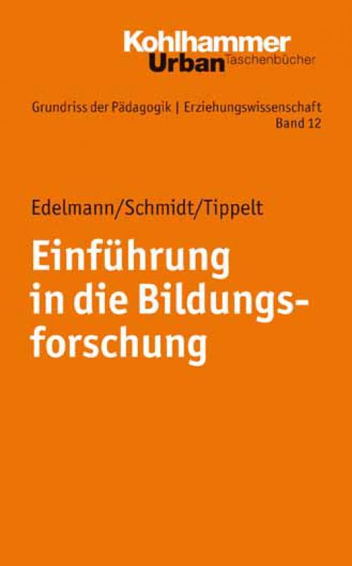 Einführung in die Bildungsforschung cover