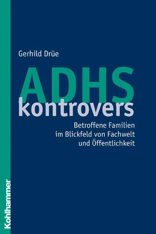 ADHS kontrovers cover