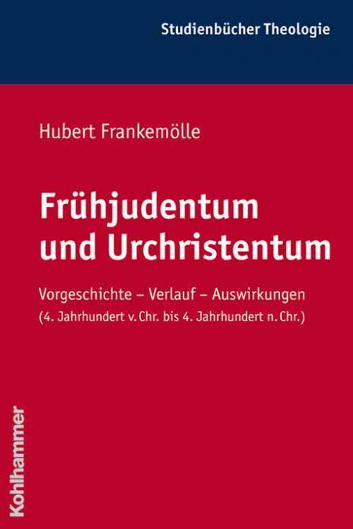 Frühjudentum und Urchristentum cover