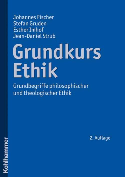 Grundkurs Ethik cover
