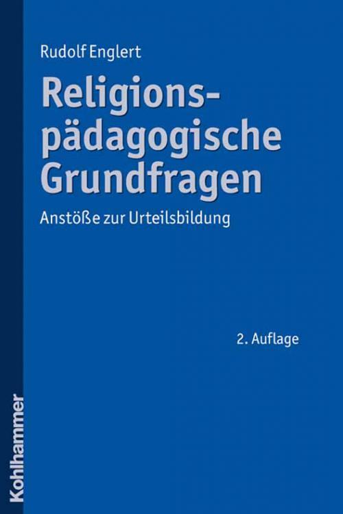 Religionspädagogische Grundfragen cover