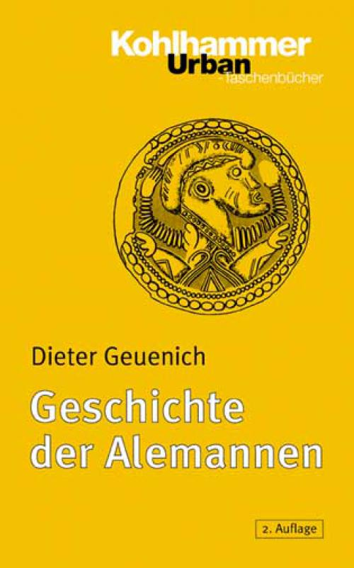 Die Geschichte der Alemannen cover
