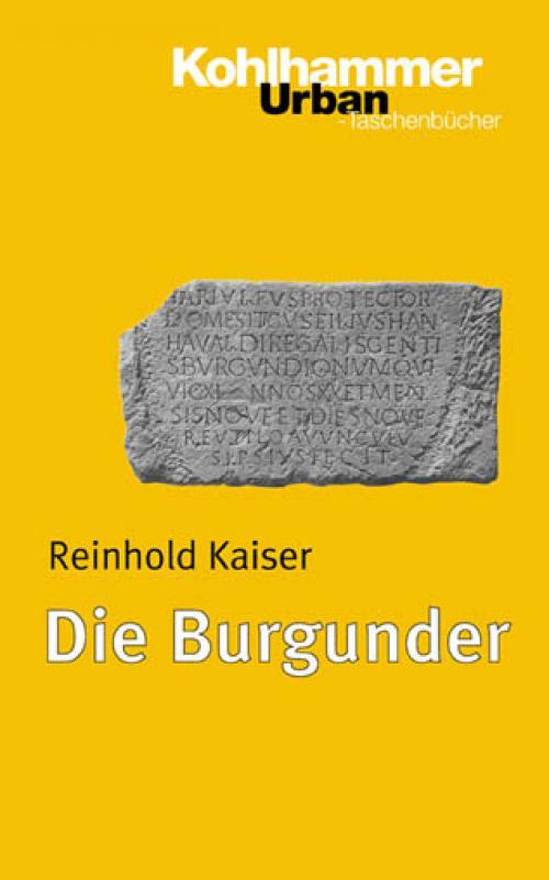 Die Burgunder cover