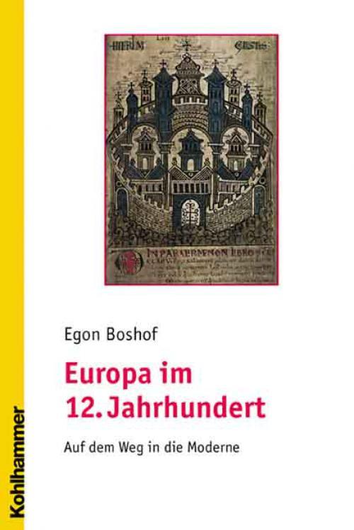 Europa im 12. Jahrhundert cover