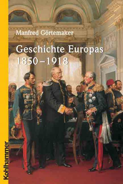 Geschichte Europas 1850-1918 cover