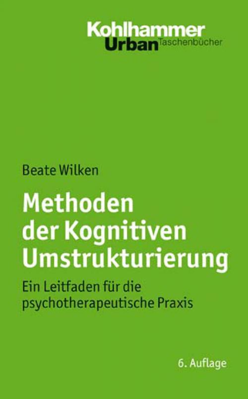 Methoden der Kognitiven Umstrukturierung cover