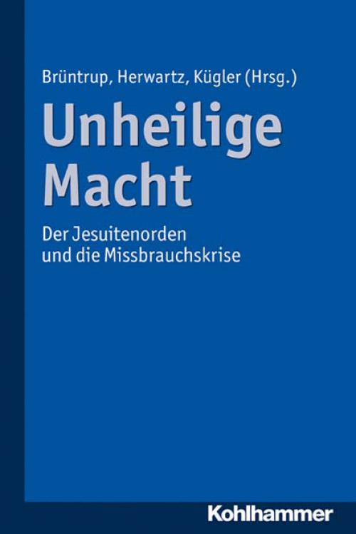 Unheilige Macht cover