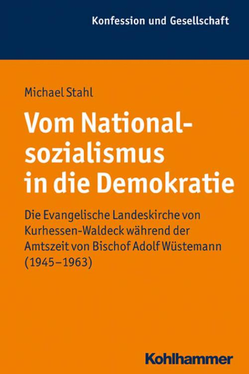 Vom Nationalsozialismus in die Demokratie cover