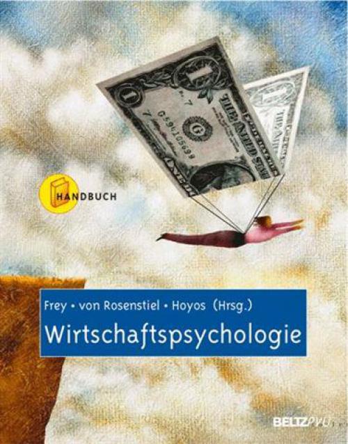 Wirtschaftspsychologie cover