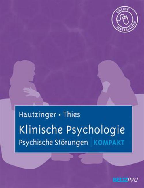 Klinische Psychologie: Psychische Störungen kompakt cover