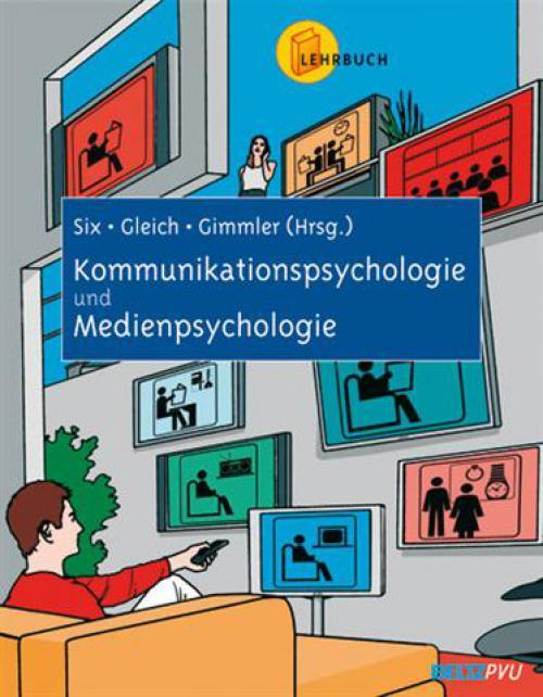 Kommunikationspsychologie - Medienpsychologie cover