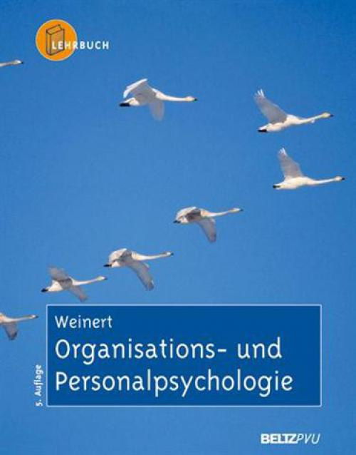 Organisations- und Personalpsychologie cover