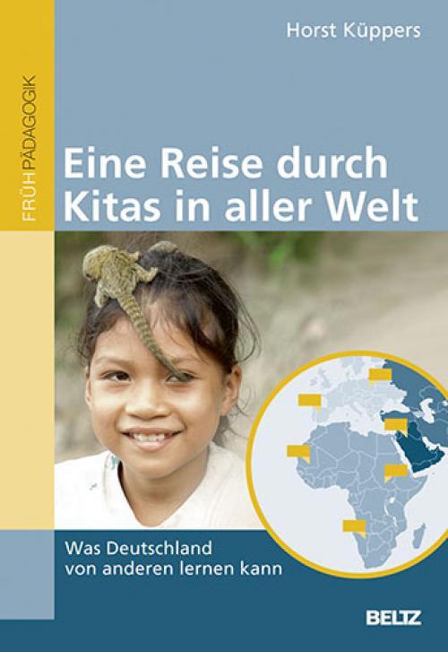 Eine Reise durch Kitas in aller Welt cover