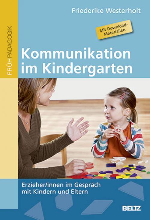 Kommunikation im Kindergarten cover