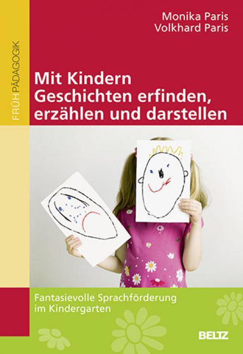 Mit Kindern Geschichten erfinden, erzählen und darstellen cover