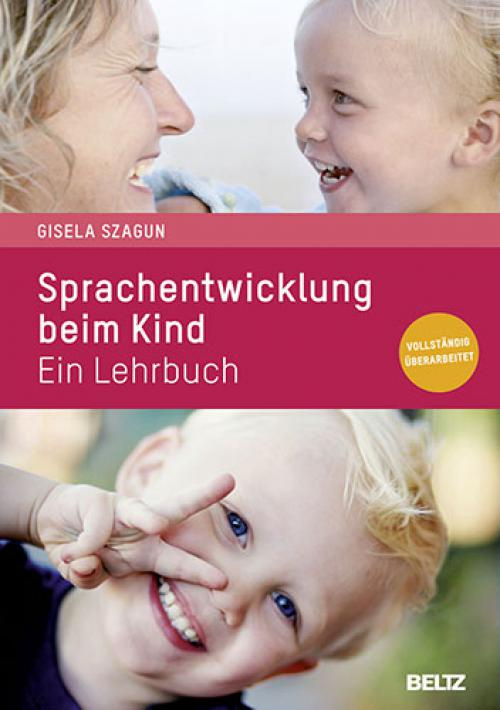 Sprachentwicklung beim Kind cover