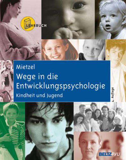 Wege in die Entwicklungspsychologie cover