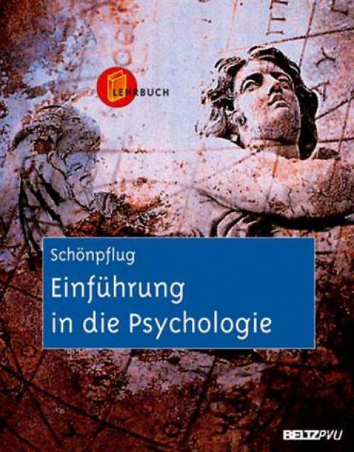 Einführung in die Psychologie cover