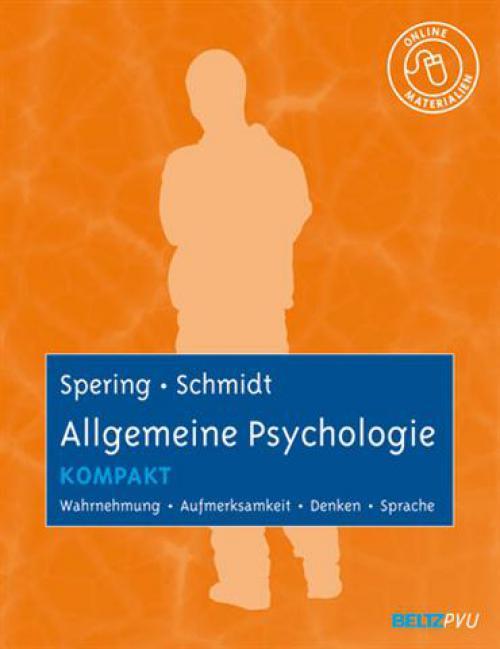 Allgemeine Psychologie kompakt cover