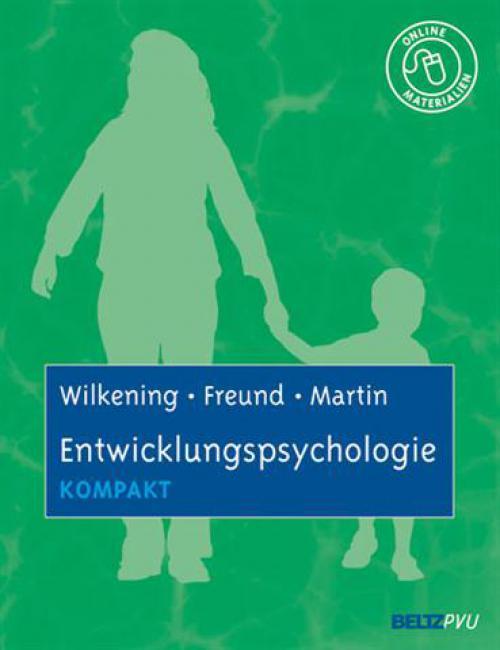 Entwicklungspsychologie kompakt cover