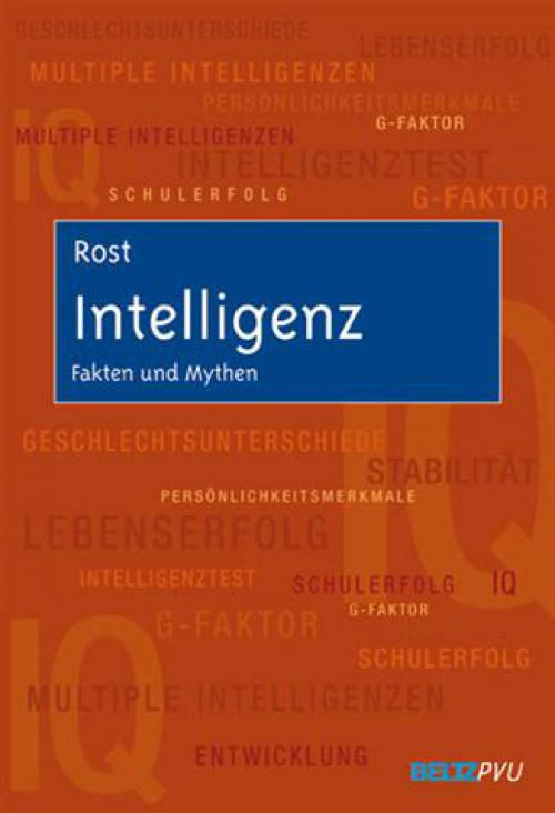 Intelligenz cover