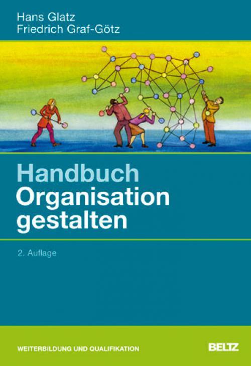 Handbuch Organisation gestalten cover