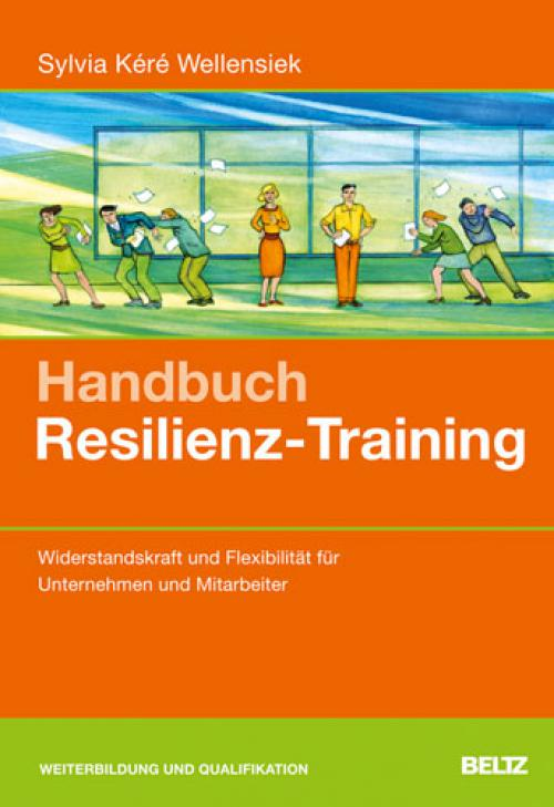 Handbuch Resilienz-Training cover
