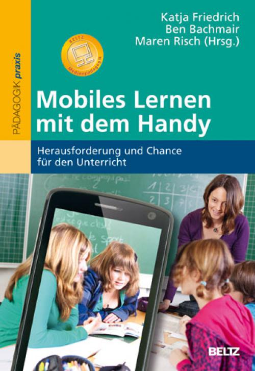 Mobiles Lernen mit dem Handy cover