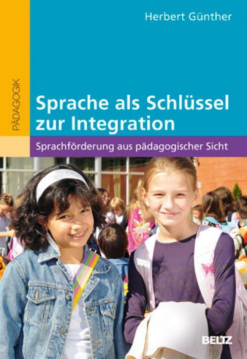 Sprache als Schlüssel zur Integration cover