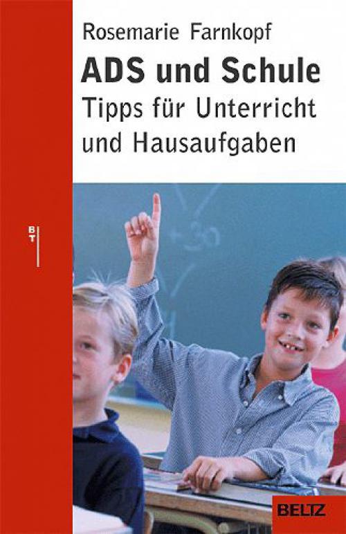 ADS und Schule cover
