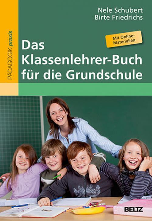 Das Klassenlehrer-Buch für die Grundschule cover