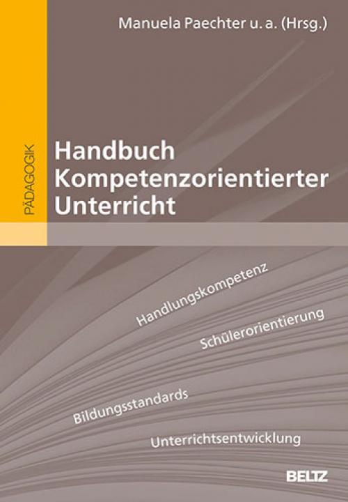 Handbuch Kompetenzorientierter Unterricht cover