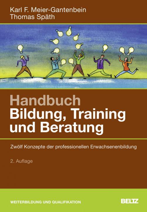 Handbuch Bildung, Training und Beratung cover