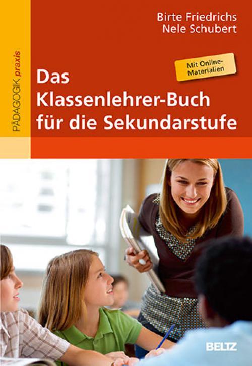 Das Klassenlehrer-Buch für die Sekundarstufe cover