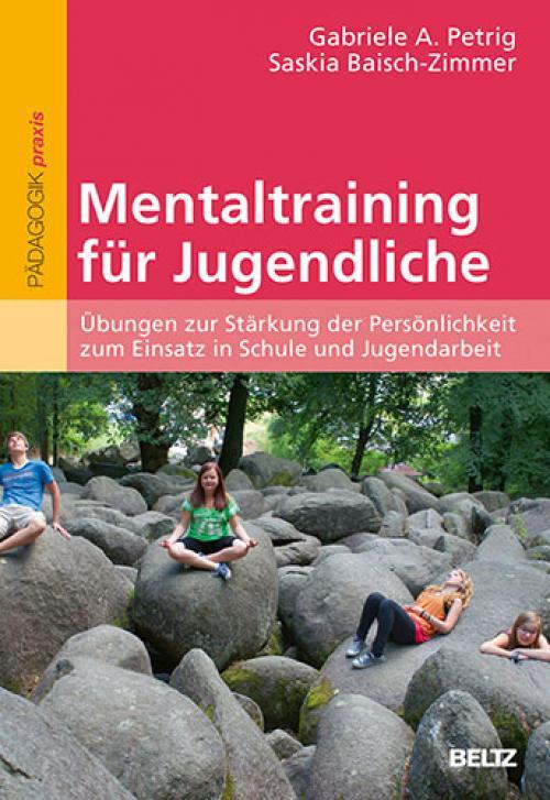 Mentaltraining für Jugendliche cover