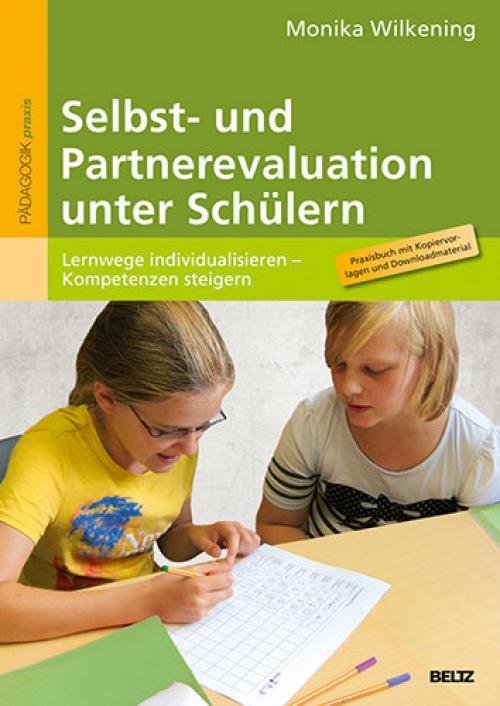 Selbst- und Partnerevaluation unter Schülern cover