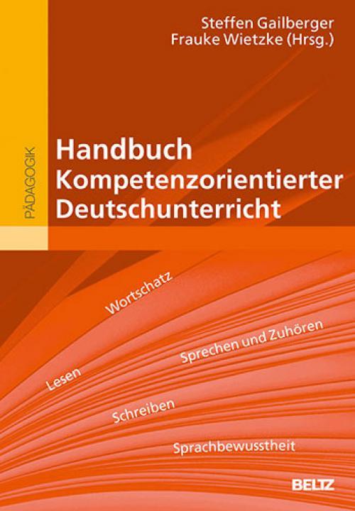 Handbuch Kompetenzorientierter Deutschunterricht cover