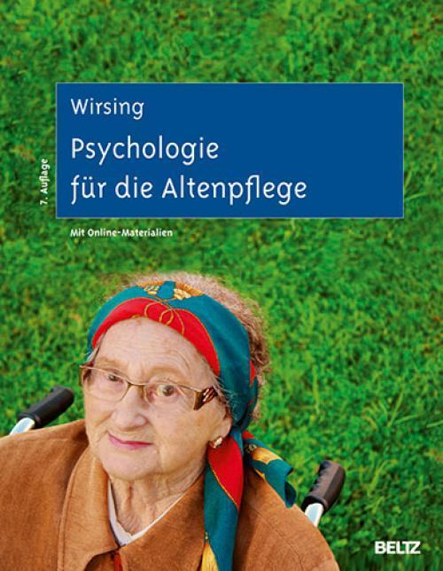 Psychologie für die Altenpflege cover