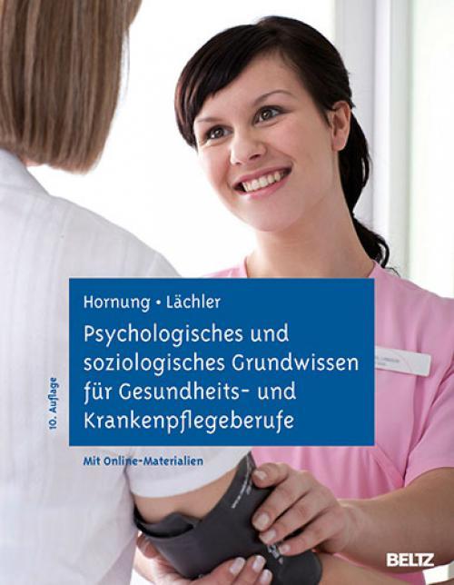 Psychologisches und soziologisches Grundwissen für Gesundheits- und Krankenpflegeberufe cover