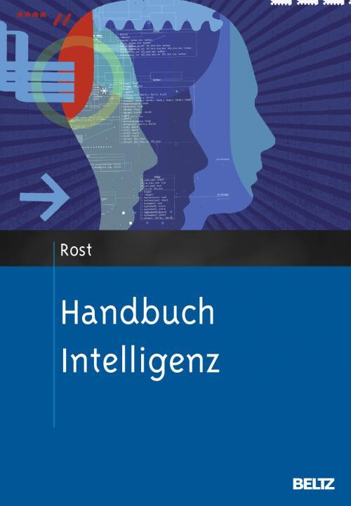 Handbuch Intelligenz cover