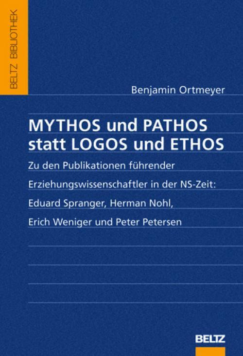 Mythos und Pathos statt Logos und Ethos cover