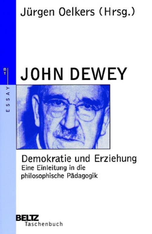 Demokratie und Erziehung cover