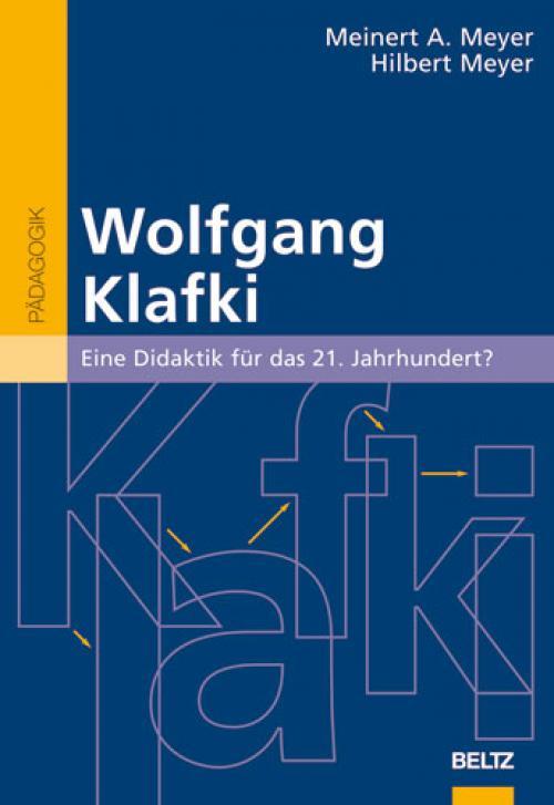 Wolfgang Klafki cover