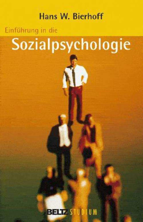 Einführung in die Sozialpsychologie cover