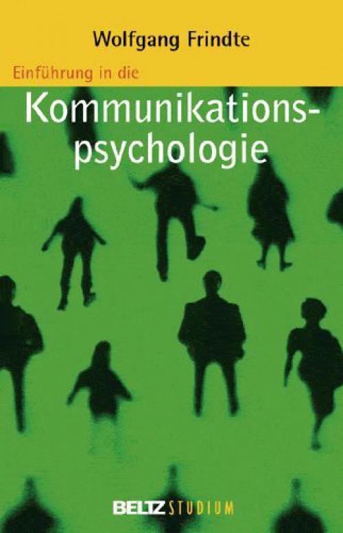 Einführung in die Kommunikationspsychologie cover