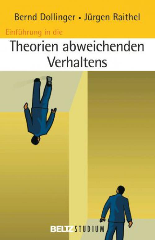 Einführung in die Theorien abweichenden Verhaltens cover