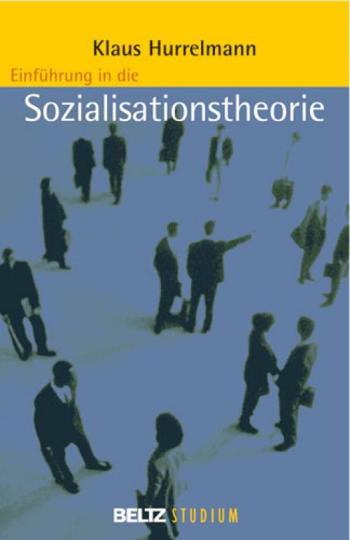 Einführung in die Sozialisationstheorie cover